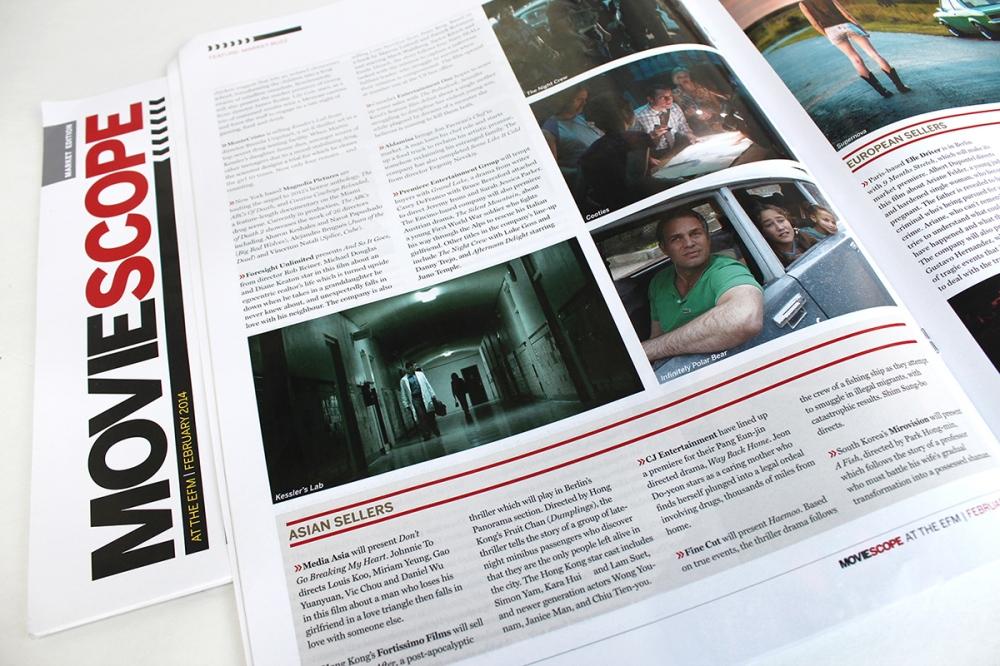 Movie Scope Magazine