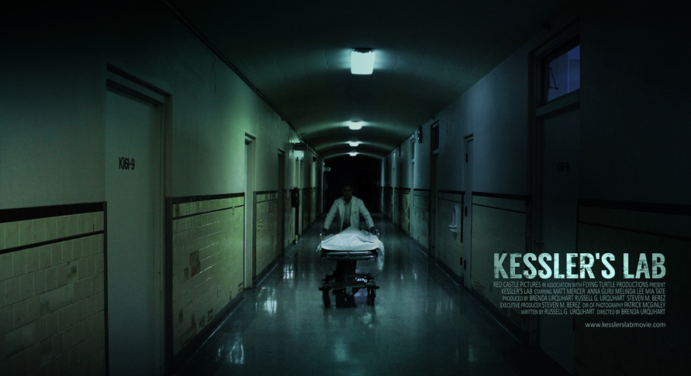 Kessler's Lab Indie Film Thriller